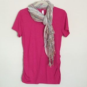 Accessories - Lightweight multicolor shimmery scarf.